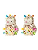 Mary Meyer Taggies Petals Hedgehog Soft Toy (2 Pack)