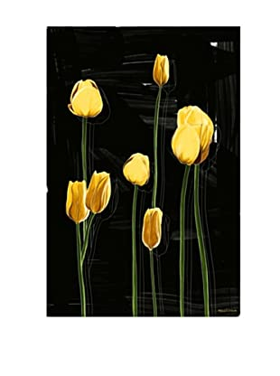 Maxwell Dickson Yellow Tulips