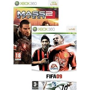 Mass Effect 2 + FIFA 09