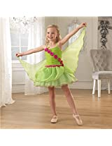 Kid Kraft Winged Fairy Xs Costume, Green