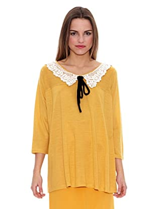 Pepa Loves Camiseta Estela (Mostaza)