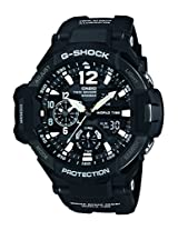 Casio G-Shock Analog-Digital Black Dial Men's Watch - GA-1100-1ADR(G596)