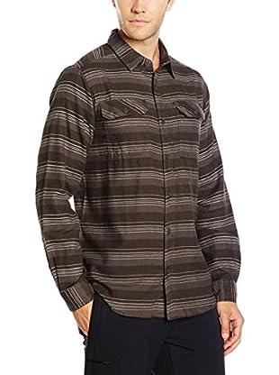 Columbia Camisa Hombre Flare Gun Flannel