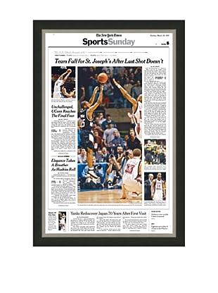 Final Four: Oklahoma State vs. St. Joseph's 2004