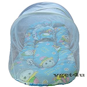 Glitz Baby Baby Bed Tent With Mosquito Net