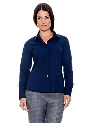 Caramelo Camisa Sport (Azul Marino)