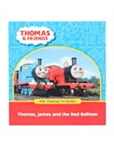 Thomas & Friends - Thomas James and The Red Balloon