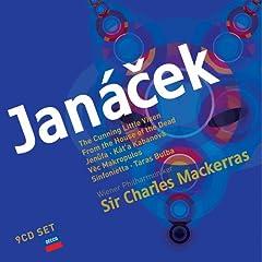 マッケラス指揮 ヤナーチェク オペラ5作品他の商品写真