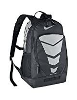 NIKE MAX AIR BACKPACK- BLACK/SILVER