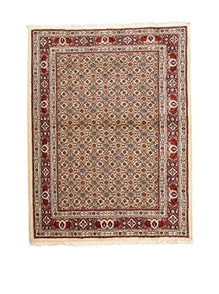RugSense Alfombra Persian Mud Marrón/Multicolor 145 x 100 cm