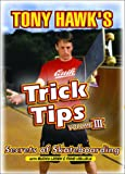 Tony Hawk's Trick Tips 3: Secrets Skateboard [DVD] [Import] (2002)