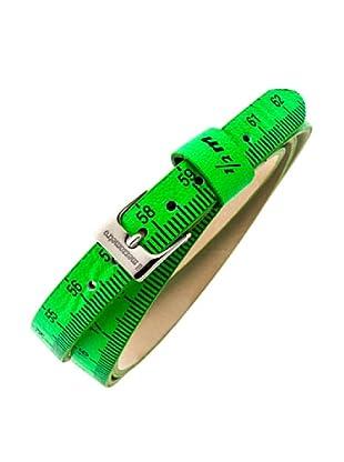 Ilmezzometro Pulsera Fluo (Verde / Plata)