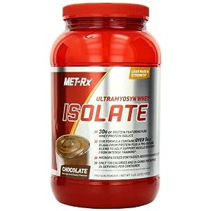 MET-Rx Ultramyosyn Whey Isolate - 2 lbs (Chocolate)