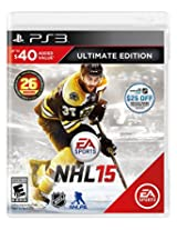 NHL 15 - Ultimate Edition (PS3)
