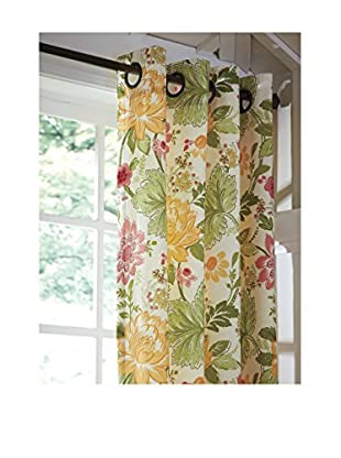 Split P Flora Grommet Window Panel