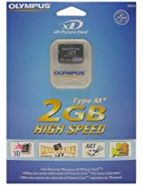 2GB XD MEMORY CARD for OLYMPUS FE-230 Digital Camera