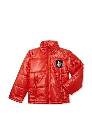 Monster Republic Boy's Dino Jacket (Red)