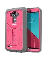 Poetic Revolution Cover Case for LG G4 Pink/Gray
