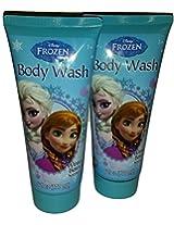 Disney Frozen Body Wash Winter Berry 2 Piece Set