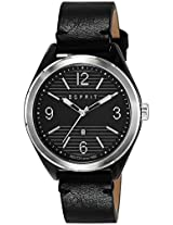 Esprit Analog Black Dial Men's Watch - ES108371004
