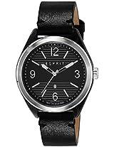 Esprit Analog Black Dial Men's Watch - ES108371004