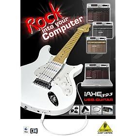 BEHRINGER USBギター