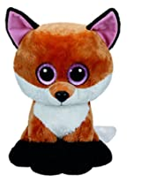 Ty Beanie Boos Slick Fox Large (Justice Exclusive)
