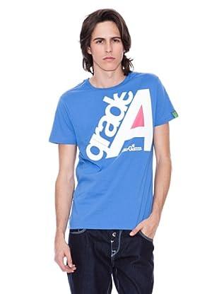 Gio Goi Camiseta Tully (azul agua)