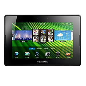 """BlackBerry PlayBook 32GB 7"""" Multi-Touch Tablet PC with 1 GHz Dual-Core Processor, 5MP Camera and Secondary 3MP Camera, Video, GPS, Wi-Fi and Bluetooth - Black"""