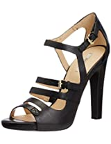 Geox Women's Leather Fashion Sandals