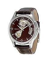Hamilton Jazzmaster Open Heart Men'S Watch - Hml-H32565595
