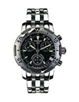 Tissot PRS200 T17148655 Chronograph Watch - For Men