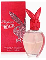 Play it Rock EDT for Women, 75ml