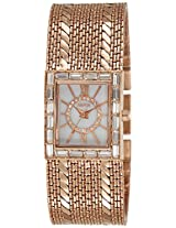 Aspen Analog Mother of Pearl Dial Women's Watch-AP1844