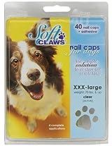 Soft Claws Nail Caps Take Home Kit, Jumbo, Natural