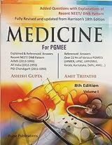 Medicine for PGMEE vol1, 8/e