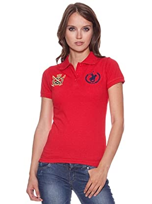 Polo Club Poloshirt Missouri (Rot)