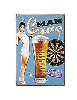 Imported 20x30cm Vintage Metal Tin Sign Plaque Wall Art Poster Cafe Bar Pub Beer #10
