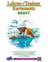 Brust: Arbeitskarten für den Schwimmunterricht: laminiert oder zum Selbstlaminieren (Lehrer-/Trainer-Kartensatz 1) (German Edition)
