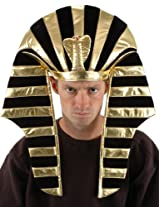 elope Black and Gold King Tut Hat