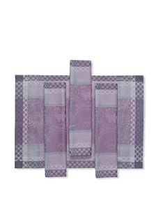 Garnier Thiebaut Set of 4 Romance Placemats (Parme)