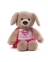 Gund DC Comics Supergirl Yvette Stuffed Toy