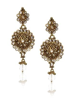 Rosena Sammi Sun Earrings, Gold