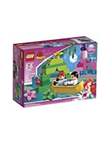 Game / Play LEGO DUPLO Princess Ariel Magical Boat Ride 10516. Collectible Minifigure Toys Character Toy / Child / Kid