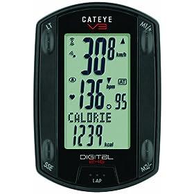 CATEYE サイクルコンピューター CC-TR300TW