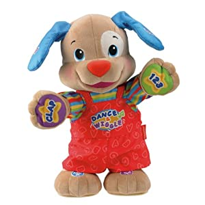 Fisher-Price W4123 Laugh and Learn Dance And Play Puppy