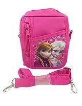 Pink Disney Frozen Queen Elsa Camera Bag