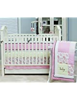 Pam Grace Creations Pam's Paisley 10 Piece Crib Bedding Set