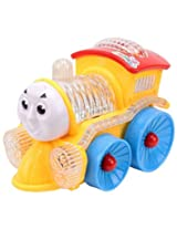 Funny Bunny Loco Musical Train Gift For Kids