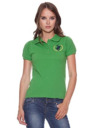 Polo Club Poloshirt Maryland (Grün/Blau)